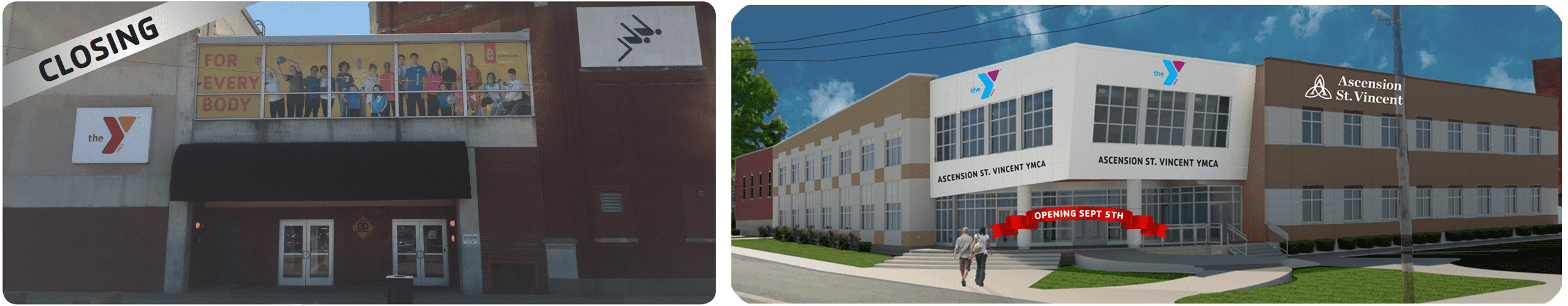 YMCA of Southwestern Indiana - Evansville, IN - Gym, Family